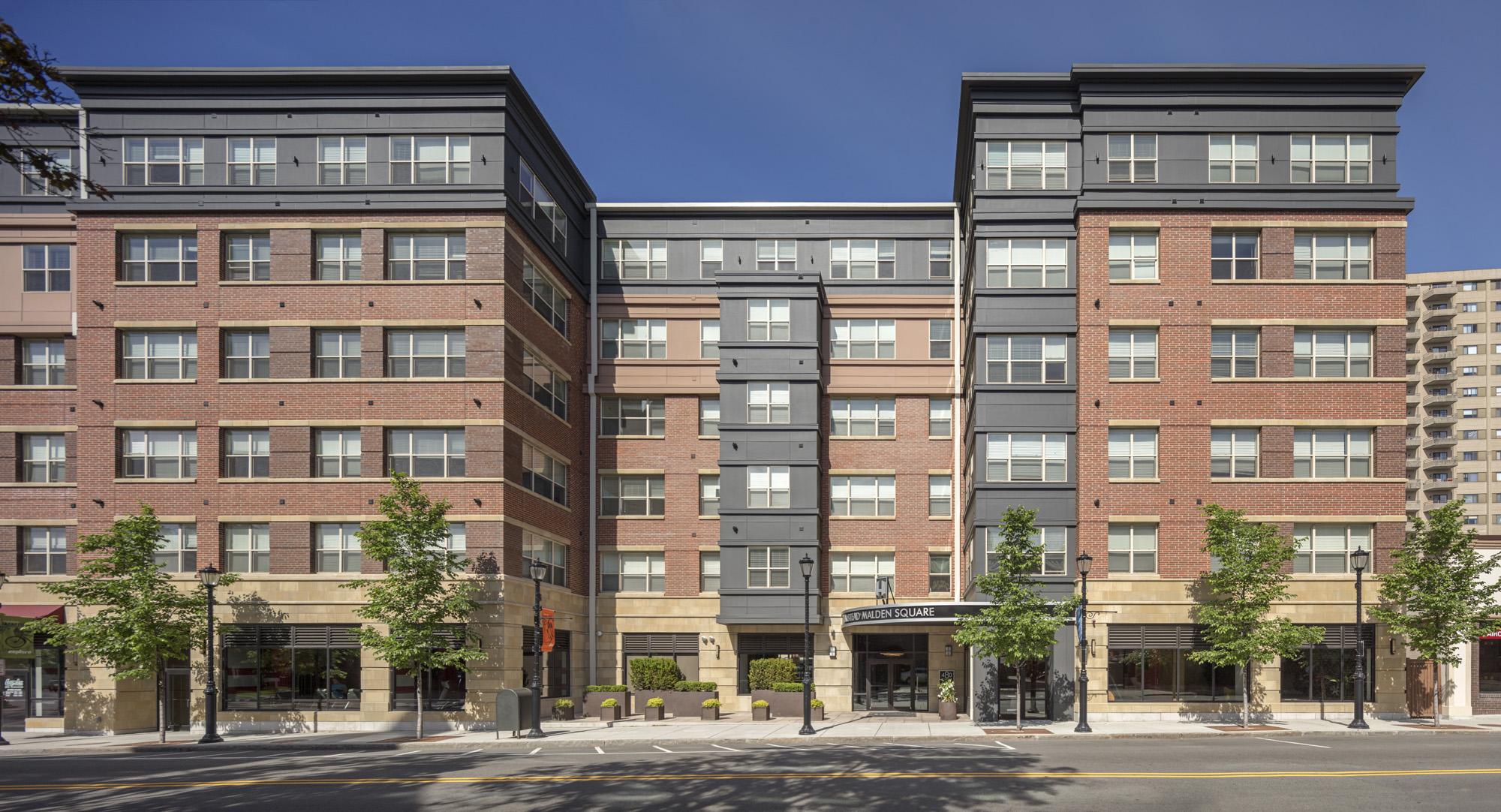Malden Luxury Apartments   Halstead Malden Square